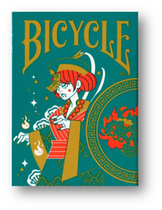 Bicycle Twilight Geung Si Playing Cards Poker Cardistry