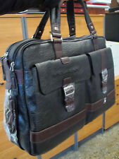 Piquadro Black Wink Small sized briefcase, 2 gussets, two front f.. CA1906W37/N