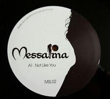"Messalina - Not like you 12"" vinyl MSL02"
