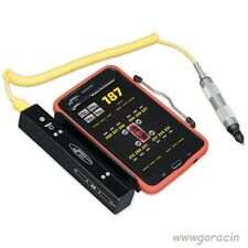 """Longacre Memory Tire Pyrometer with 10"""" Samsung Android Tablet,50652,Goodyear"""