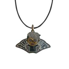 Bandit Cult Leader Queen Like Follow Obey Game Parody - Enamel Pendant Necklace