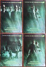 4 Posters American Matrix Revolutions Wachowski Keanu Reeves Fishburne