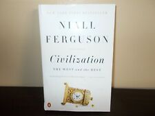 Niall Ferguguson Civilization The West and the East
