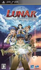 Used PSP Lunar: Harmony of Silver Star  Japan Import ((Free shipping))