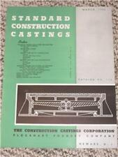 Standard Construction Casting-Armored Concrete Brochure