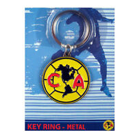 Club America Soccer Mexico FMF - Official Licensed Zinc Metal Key Chain