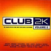 Club 2K-Volume 2  CD NEW