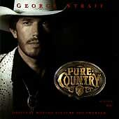 Pure Country [Original Motion Picture Soundtrack] - Music CD - George Strait