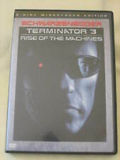 Terminator 3: Rise of the Machines (2003) - 2 disc Widescreen Edition