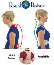 Fascia Supporto Posturale Tutore Correttore Postura Schiena Posture