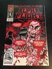 Alpha Flight#114 Incredible Condition 8.5(1992)