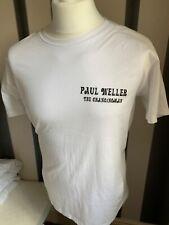 Paul Weller tee shirt