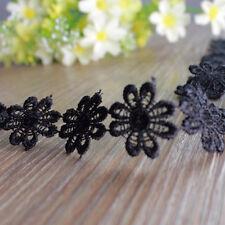 Beautiful flower pattern lace ribbon 5/15 code, multi-color choice free shipping