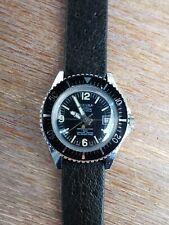 Sicura (Breitling) Submarine 400 Lady's Watch on tropic star bracelet