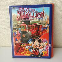 Disneyland TDL 45Pressed Elongated Penny Pressed Coin Book Album