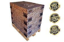 Pini Kay 1 Palette 960KG Eiche Buche Premium Briketts Hart Holz Buche Eiche