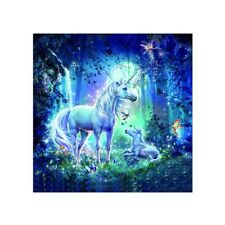 DIY Wonderland 5D Unicorn Diamond Painting Embroidery Cross Stitch for Kids Room