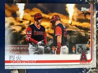 2019 Topps Series 2 MLB #367 Ohtani Gets Hot