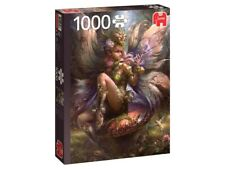 Jumbo 18598 Enchanting Fairy 1000 PCE Jigsaw Puzzle