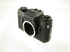 LEICAFLEX SL slr black body 10012 famous iconic landmark leitz GERMANY TOP! /18