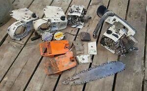 Stihl 020AV Top Handle Chainsaw Parts, Spares or Repair
