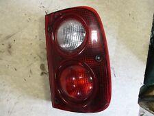 LAND ROVER FREELANDER 1 Lato Guidatore Tail Light Lamp 98 - 2006 AMR4003