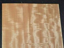 Anigre Raw Wood Veneer Sheets 8.5 x 36 inches 1/42nd J7681-32