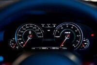 BMW M5 F90 M-POWER INSTRUMENTENKOMBI CLUSTER LED 6WB 8093979 7856685