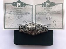 Ukraine, Commemorative Kyiv type silver hryvnia