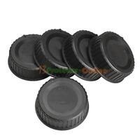 NEW 5pcs Rear Lens Cap Cover for All Nikon AF AF-S DSLR SLR Camera LF-4 Lens UK/