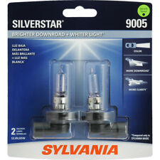 SilverStar Blister Pack Twin Headlight Bulb fits 1994-2009 Volvo S40 850 C70  SY