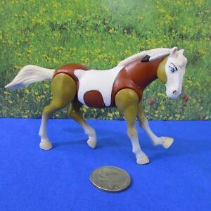 Dream Works Burger King Spirit Stallion of the Cimarron Horse Rain Action Figure