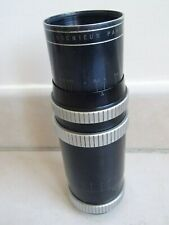 objectif ANGENIEUX PARIS F 135 1:3.5 type Y 2 old lens camera appareil photo