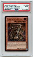 Yu-Gi-Oh! Turbo Pack 6 Ultimate Dark Armed Dragon YU06-EN000 PSA 9 MINT 0651