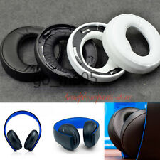 ear pads cushion FOR SONY gold Wireless PS3 PS4 7.1 Virtual Surround CECHYA-0083