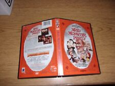 Mad Monster Party (DVD, 2005) ANCHOR BAY DVD WITH MINI BOOK RARE