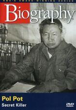 Biography: Pol Pot [New DVD] Manufactured On Demand