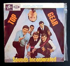 SOUNDS INCORPORATED - TOP GEAR - AUSSIE 1964 EP 7'' ~ GARAGE