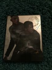 After Earth Blu Ray Steelbook Will And Jayden Smith Sci Fi Action UK Release