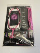 """NIP~Pink """"Smart Catch"""" by MiloGift Shop-Attach Phone To Your Gear"""