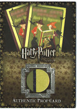 Harry Potter Order Phoenix Update Prop Card Ci2 Dark Arts Book Cover #072/180