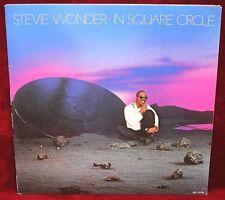 Stevie Wonder R&B & Soul Excellent (EX) Sleeve Vinyl Records