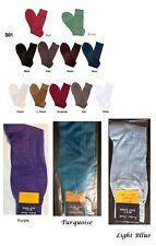 Men's Silky Dress Socks ONE SIZE FIT 10-13 SHOES 7-12 S01