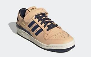 Adidas Originals Hombre Forum 84 Bajo Azul Hilo FY7792 Zapatillas