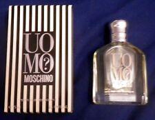 Moschino Uomo perfumed deodorant spray 75 ml (2.5 oz) New in Box