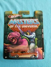 2011 Hot Wheels Nostalgia 57 BUICK Skeletor Night Stalker EXCELLENT CARD