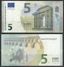5 EURO - VB4791554227 - V010F5 - FIRMA DRAGHI (da mazzetta)