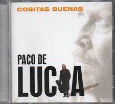 PACO DE LUCIA - COSITAS BUENAS - CD (NUOVO SIGILLATO)