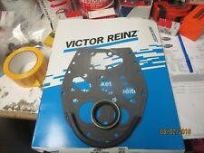 SBC Timing Chain Cover Gasket kit  SB Chevy 283 305 327 350 383 400 w/o sleeve