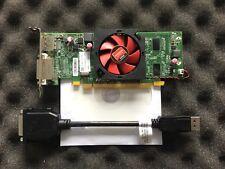 Video Card 1gb OptiPlex 330 360 380 390 740 760 790 960 Vostro Half Height SFF